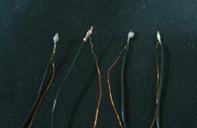 漆包线电机引线焊接